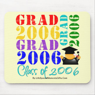 Grad Class of 2006 Mousepad