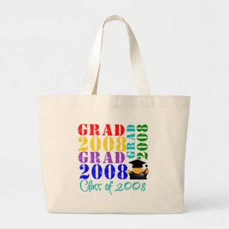 Grad  Class of 2008 Canvas Bags