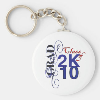 GRAD Class of 2010 Keychain