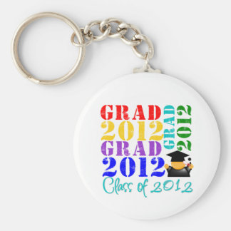 Grad  Class of 2012 Key Chains