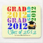 Grad  Class of 2012 Mouse Mats