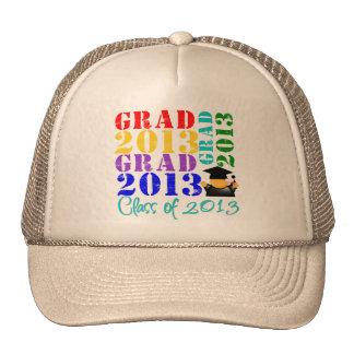 Grad  Class of 2013 Cap
