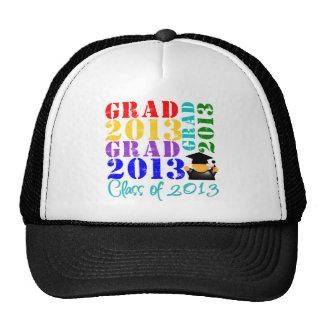 Grad  Class of 2013 Mesh Hats