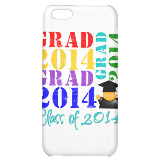 Grad Class of 2014 iPhone 5C Case