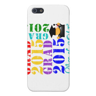 Grad Class of 2015 Covers For iPhone 5