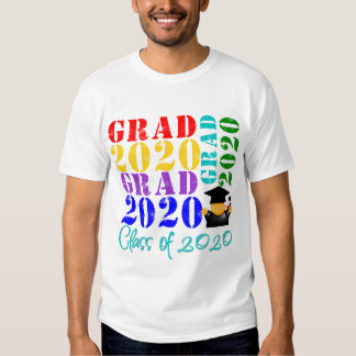 Grad  Class of 2020 T-shirts