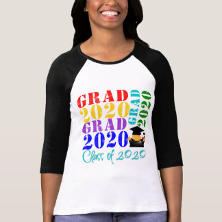 Grad  Class of 2020 Tees