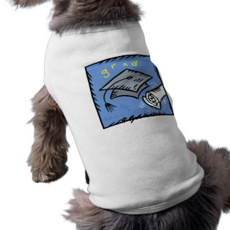 Grad Doggie T-shirt