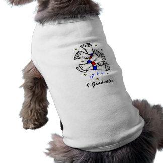 Grad Doggie Tee Shirt
