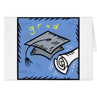 Grad Greeting Card