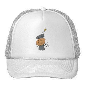 Grad Stick Boy Mesh Hats