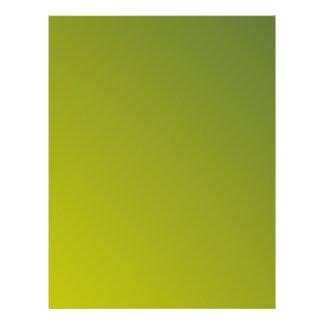 Gradient 21 full color flyer