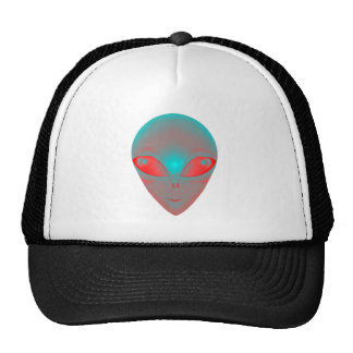 GRADIENT ALIEN CAP