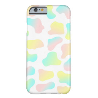 Gradient Bloops Barely There iPhone 6 Case