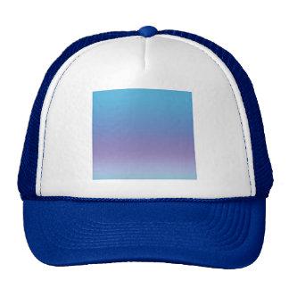 Gradient Blue and Purple Hat