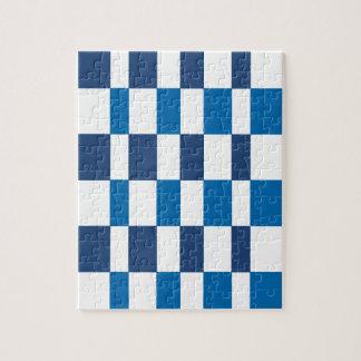 Gradient Blue Jigsaw Puzzle