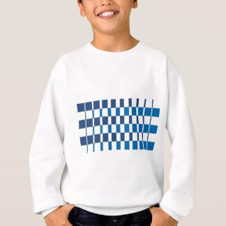 Gradient Blue Sweatshirt