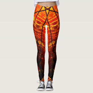 Gradient Burning Leggings