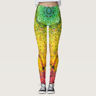 Gradient Colors Leggings