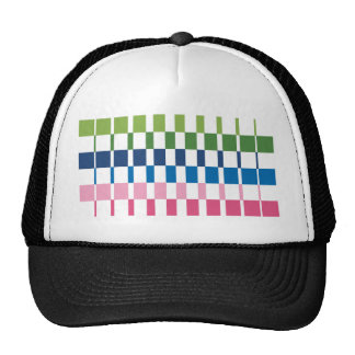 gradient colours cap