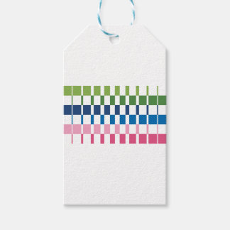 gradient colours gift tags