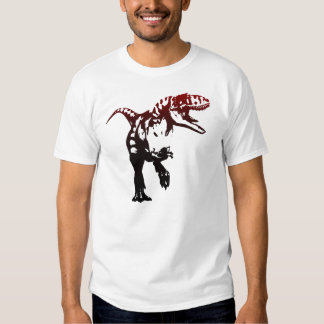 Gradient Dino Tshirt