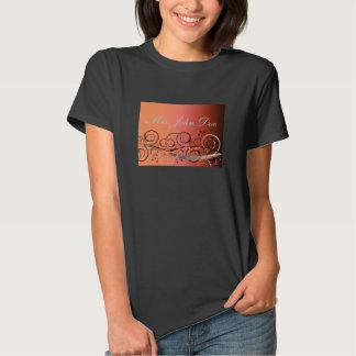 Gradient Filligree T-shirt
