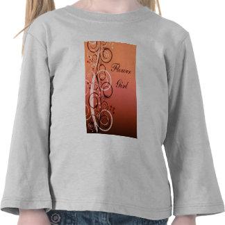 Gradient Filligree T-shirts