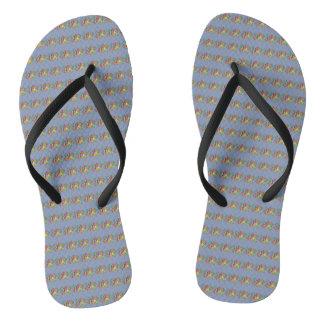 Gradient Multi-Color Flip Flops