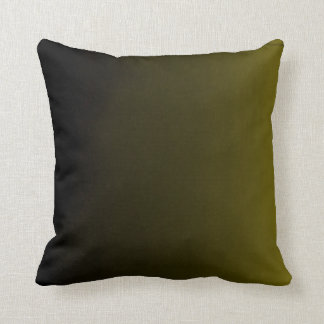 Gradient Olive Green Pillow Cushions