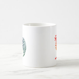 Gradient Rooster Coffee Mug