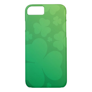 Gradient Shamrocks IPhone Case. iPhone 7 Case