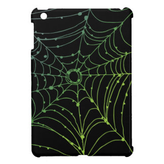 Gradient Spider Web Cover For The iPad Mini