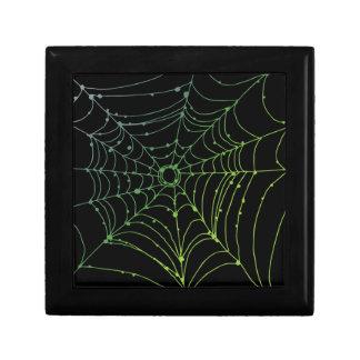Gradient Spider Web Gift Box