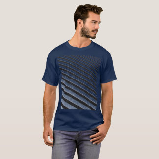 Gradient Striped T-Shirt