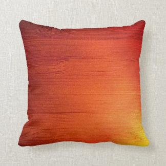 Gradient Wood Cushion