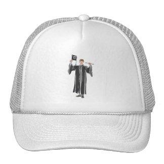 Graduate Celebrate Mesh Hat