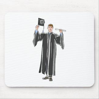 Graduate Celebrate Mouse Pads