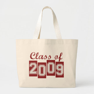 Graduate Class of 2009 Canvas Bags