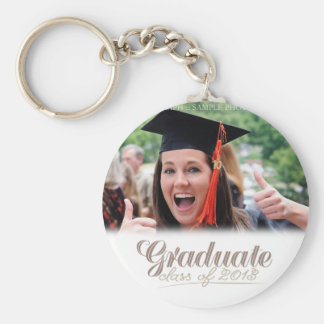 Graduate Class of 2013 Gift Keepsake Key Chain