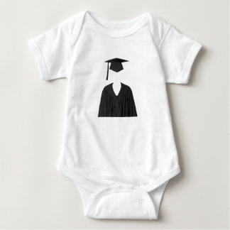 Graduate Class of Cap and Gown jGibney Template1 T Shirts
