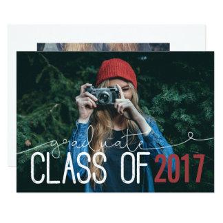 GRADUATE CLASS OF ... CARD