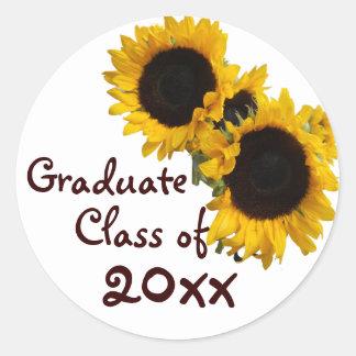 Graduate Class of Stickers