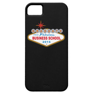 Graduate From Fabulous Business School 2016 (Vegas iPhone 5 Cover