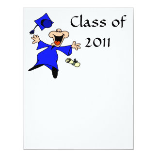 Graduate Jumping for Joy Announcements