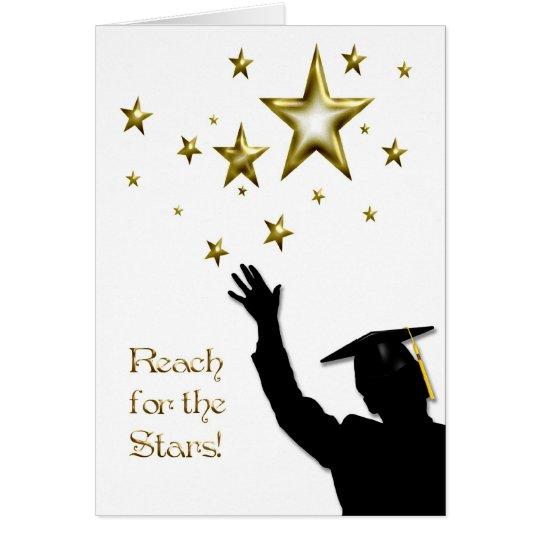 Graduate Male Stars Card