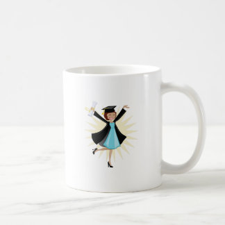 Graduate Basic White Mug