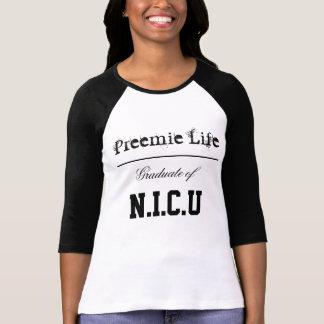 Graduate of N.I.C.U T-Shirt
