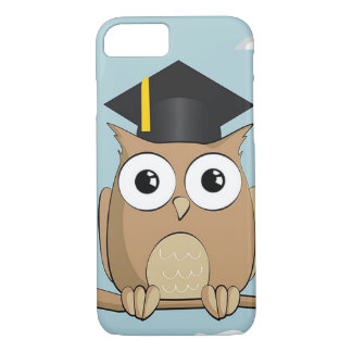 Graduate Owl iPhone 8/7 Case