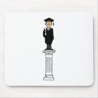 Graduate pedestal mouse pad
